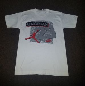 Jordan Shirts - Vintage Bootleg Jordan Shirt